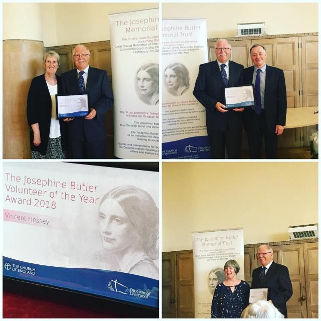 Josephine Butler Awards